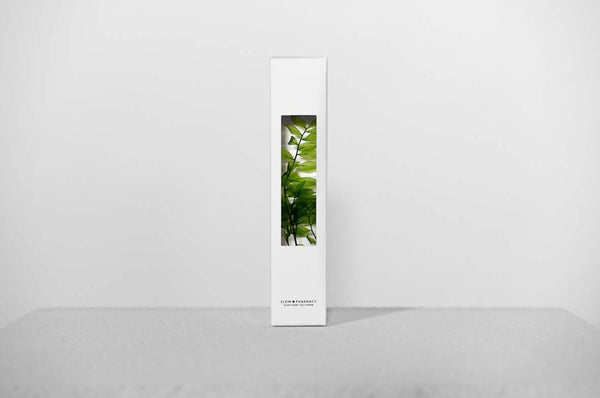 SlowPharmacy BOTTLE PLANTS No.14 Plants Designobjekt Geschenk Giftidea