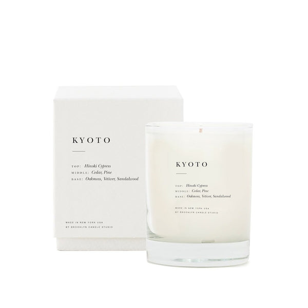 BROOKLYN CANDLE STUDIO - Kyoto - Duftkerze - 100% vegan