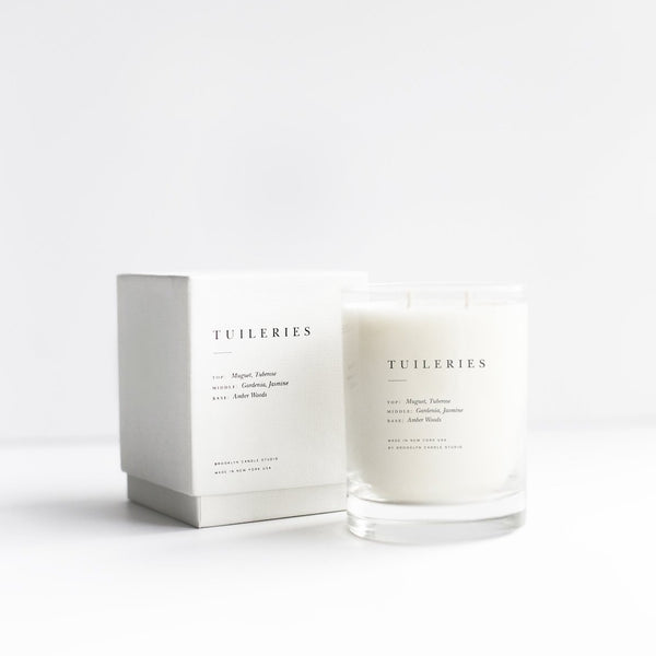 DUFTKERZE - Tulieries - BROOKLYN CANDLE STUDIO - 100% vegan