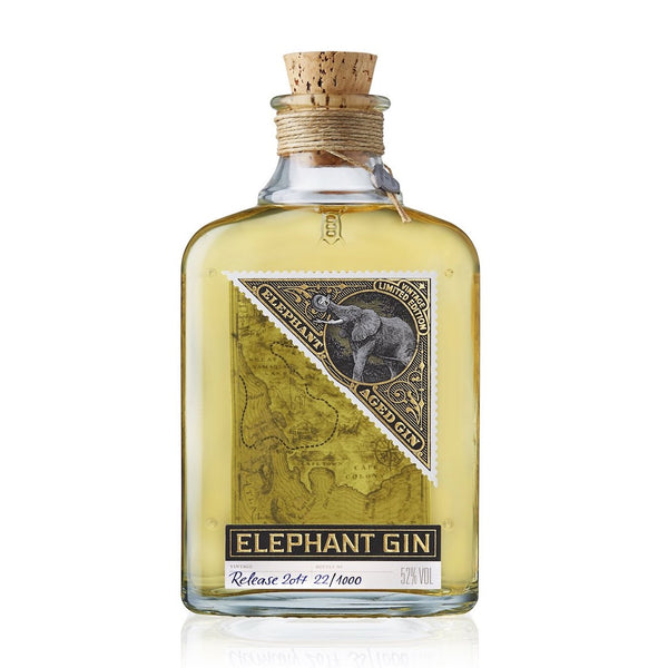 Elephant Aged Gin 500ml nachhaltig made in Germany