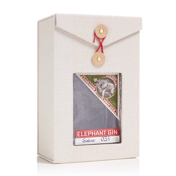 Elephant London Dry Gin in Geschenkverpackung 500ml made in Germany