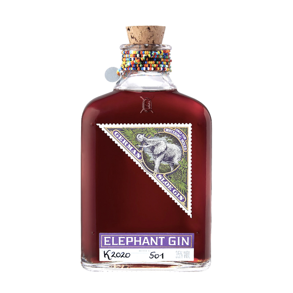 ELEPHANT GIN Sloe Gin 500ml nachhaltig made in Germany