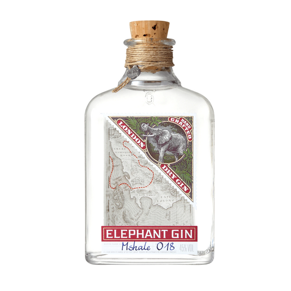 ELEPHANT GIN London Dry 500ml nachhaltig made in Germany