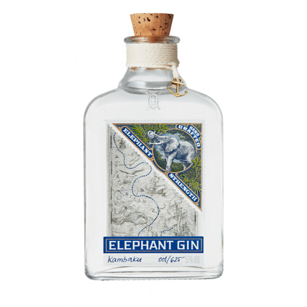 Elephant Strength Gin 500ml nachhaltig made in Germany