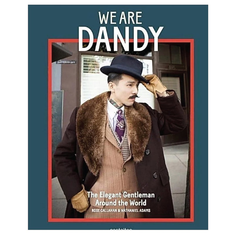 Gestalten We are Dandy Style Book