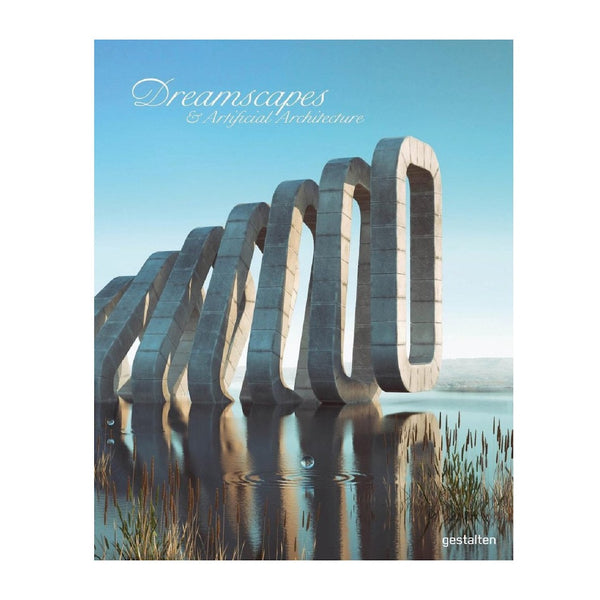 Gestalten, DREAMSCAPES & Artificial Architecture book gift design gift