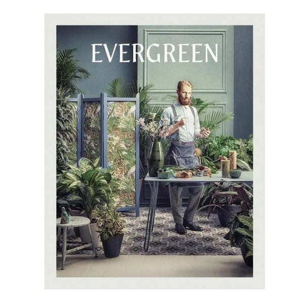 EVERGREEN, living with plants