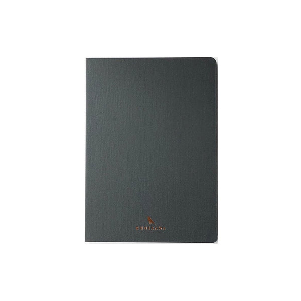 FIND NOTE HARD NOTEBOOK, dark grey Made in Japan Geschenk Gift, Design
