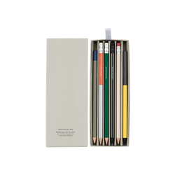 Monograph-Pencil-Box-Multi-Geschenk-Box-Paper-Therapy-Bleistift