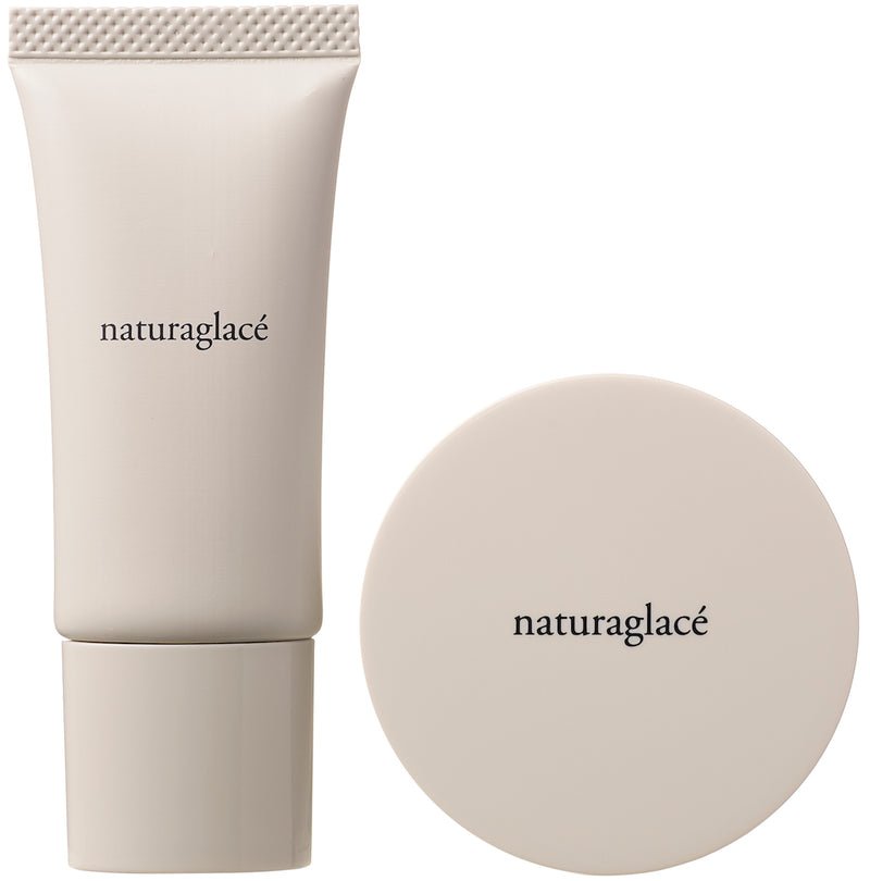 NATURAGLACÉ All in one Make-up Starter Kit 01 nachhaltige Pflege Vegan
