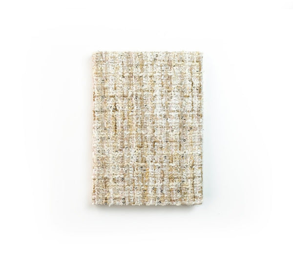 PONT-NEUF FABRIC NOTEBOOK LUXE Coco, Handmade in Japan Geschenk Design