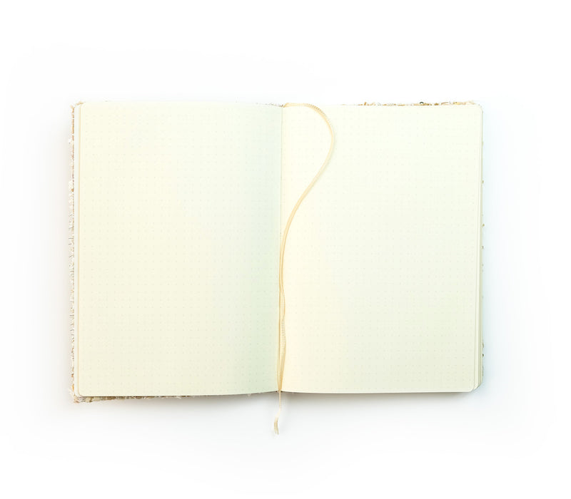 PONT NEUF Fabric Notebook Luxe Linda Handmade in Japan