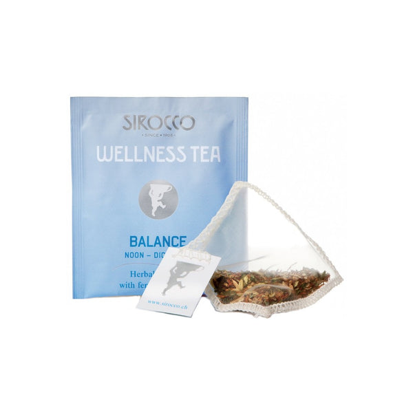 Sirocco DETOX BALANCE 100% organic handcrafted luxury wellness tea