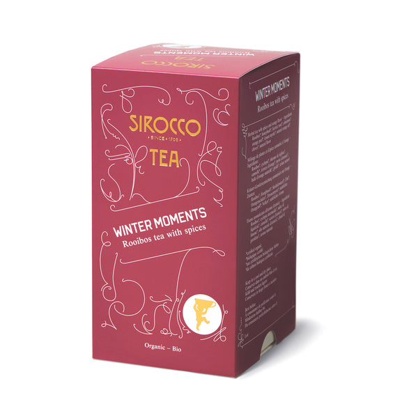 Sirocco Wintermoments,, organic Tea