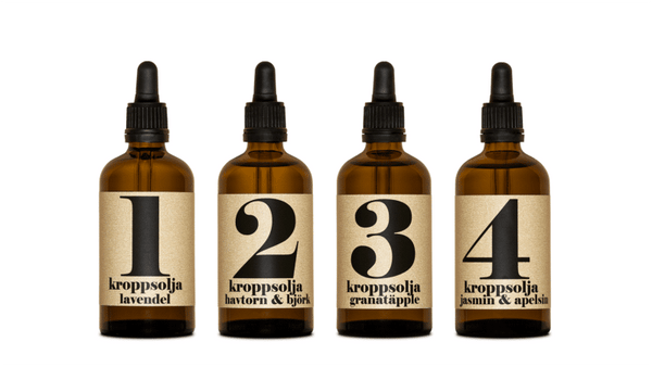 Terrible Twins, BODY OIL No3 - Granatapfel, Körperöl, organic