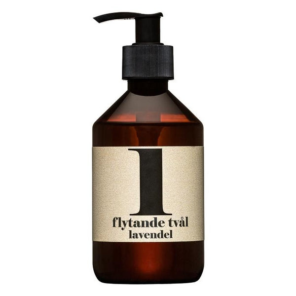 Terrible Twins, LIQUID SOAP No1 - Lavendel, handwash, organic, vegan