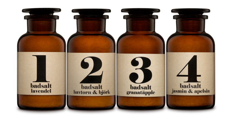 Terrible Twins, BATH SALT Badesalz organic vegan homeSpa