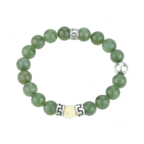 Shoto, JADE BRACELET, Armband, Jade, Made in Germany