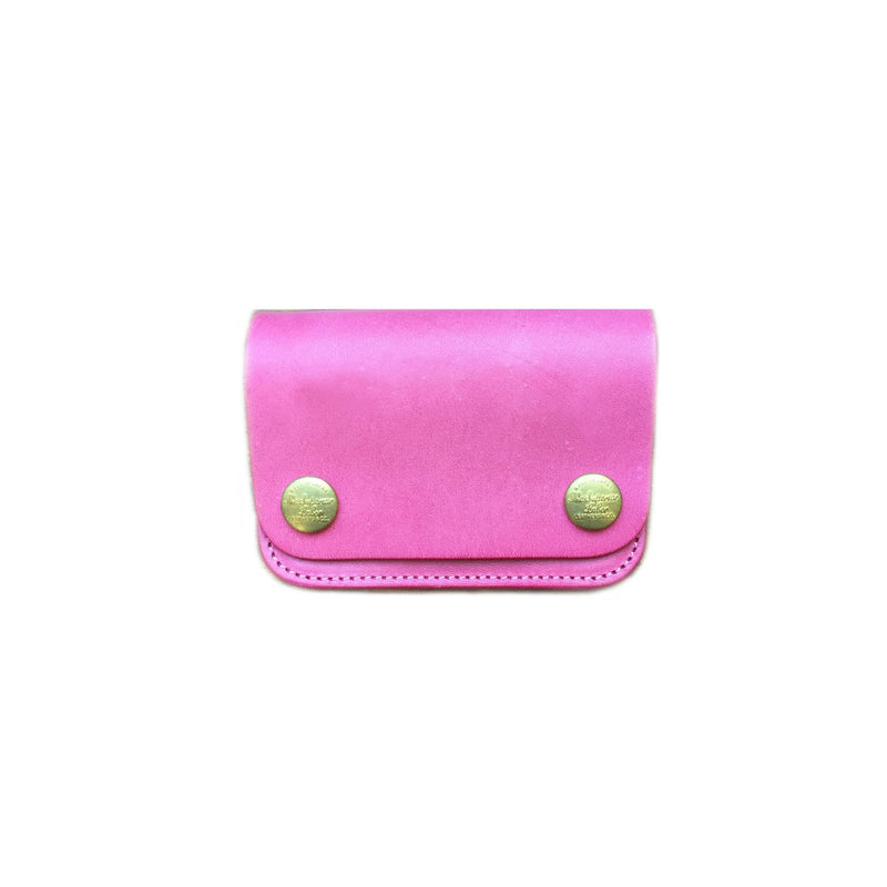 Superior Labor Japan SMALL WALLET pink Geschenk Handmade crafted fair