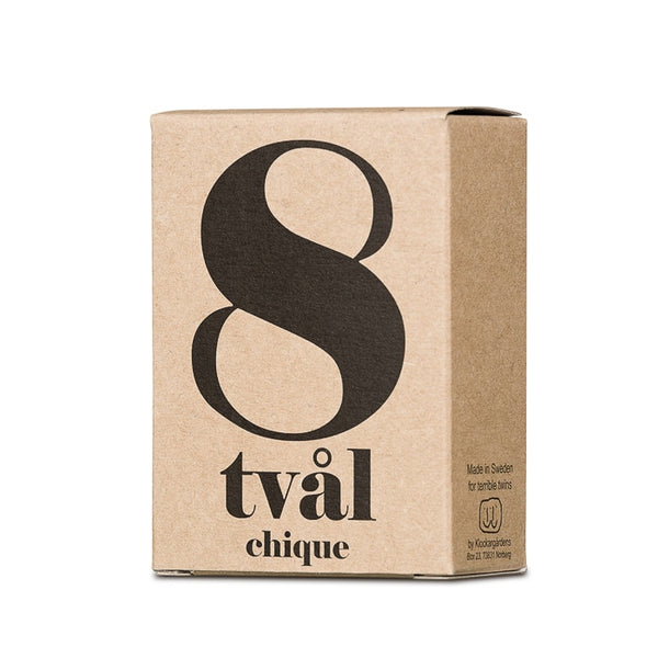 Terrible Twins, SOAP BAR No8 - Chic, handwash, organic vegan, Seife