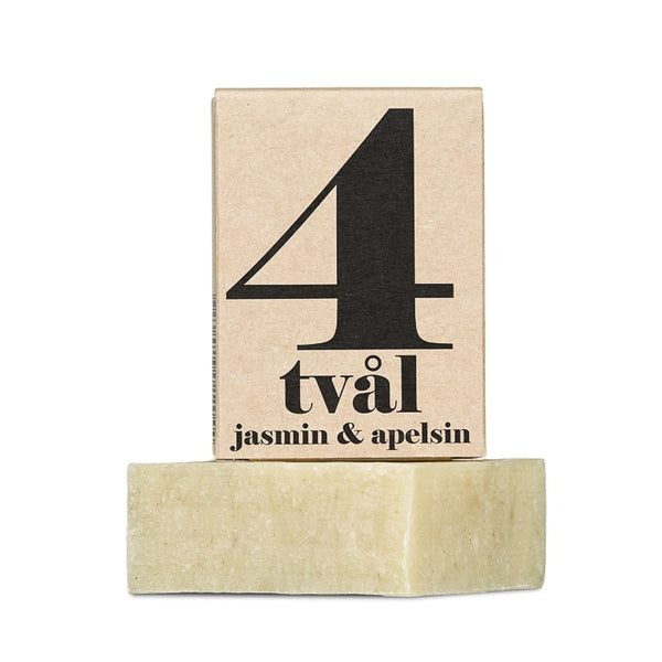 Terrible Twins, SOAP BAR No4 - Jasmin Orange, handwash, organic vegan