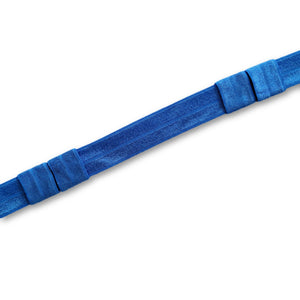 Blue Cochlear Implant Headbands
