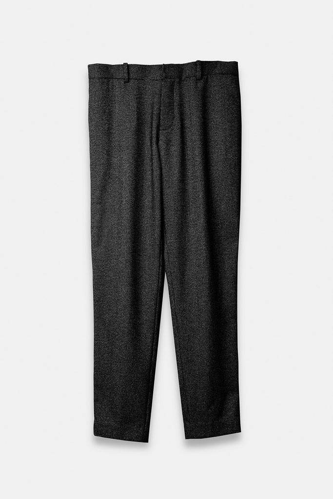 Casual Tailored Trousers in Grey