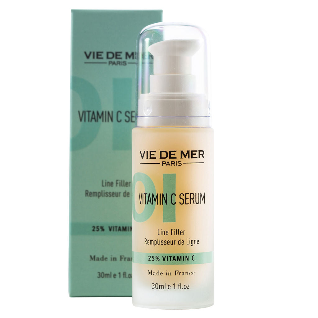 Vitamin C Line Filler Serum 25% C