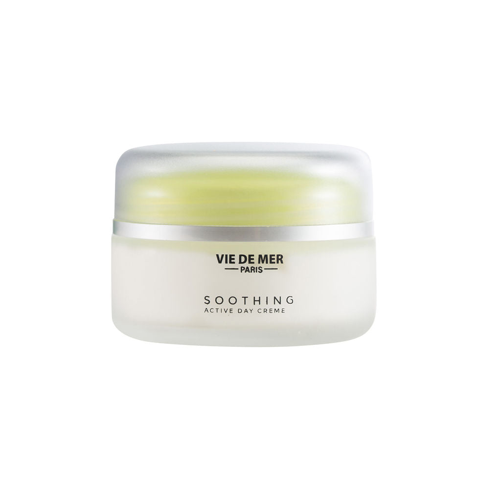 Soothing Organic Active Day Cream