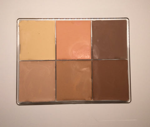 Skin Palette 1 - Light to Medium