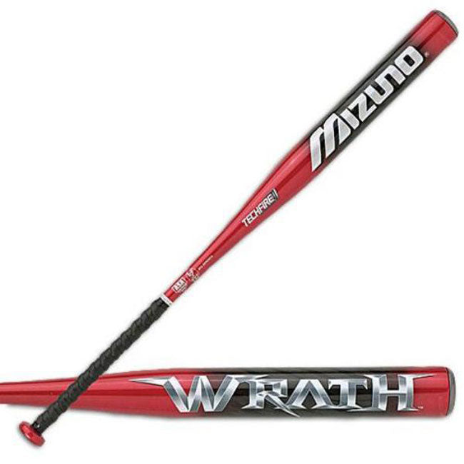 New Mizuno 340127 Wrath 98 Slowpitch Softball Bat Composite RARE NIW