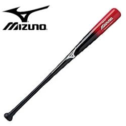 New Mizuno 340241 Maple Weighted Training Bat Baseball Red/Black Wood Bat