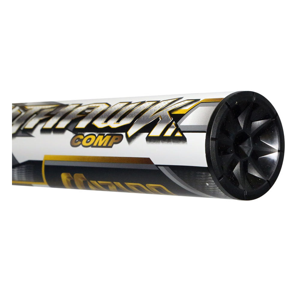 New Mizuno Nighthawk 340363 Fastpitch Softball Bat White