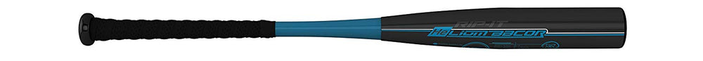 "New RIP-IT BBCOR Helium B1503H BBCOR Baseball Bat 2 5/8"" Black/Blue 2015"