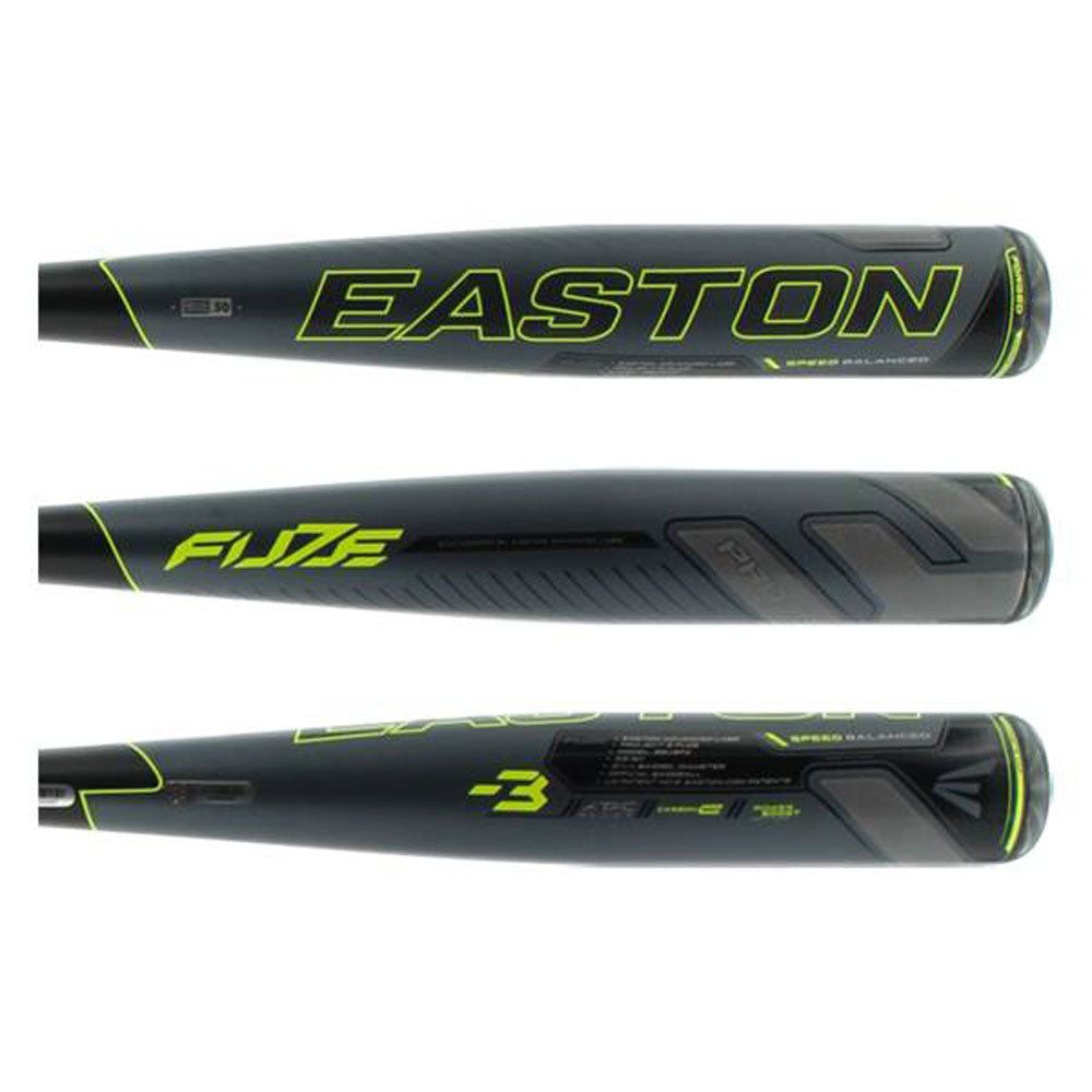 New 2019! Easton BB19FZ Project 3 Fuze Adult Baseball Bat 2 5/8""