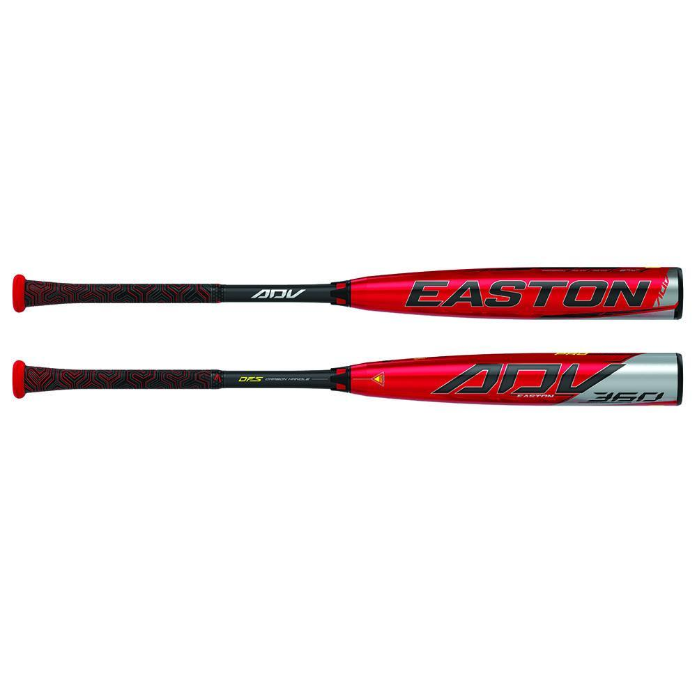 "New Easton BB20ADV ADV 360 Adult Baseball Bat 2 5/8"" Composite 2020"
