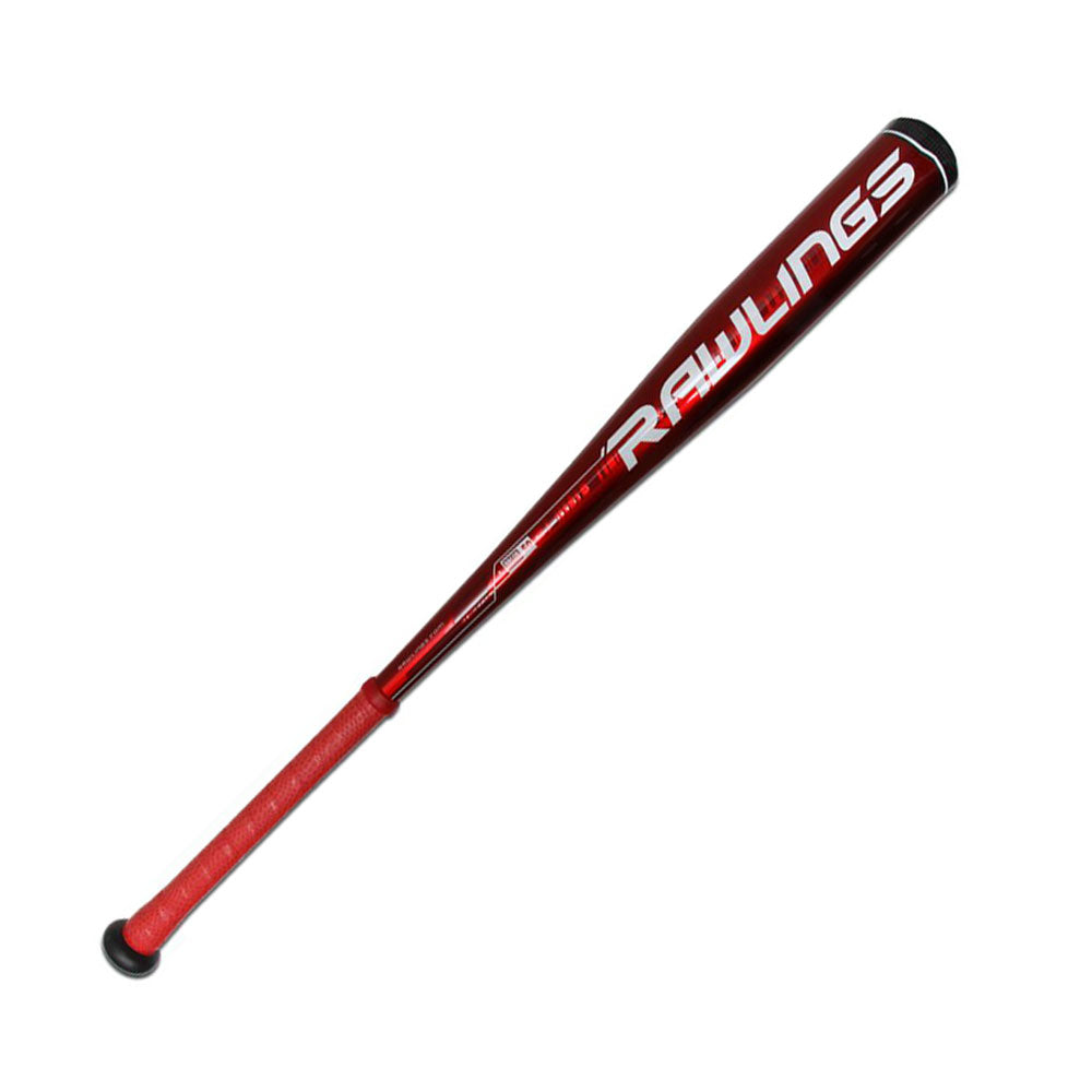 "New Rawlings 5150 BB5150 BBCOR Baseball Bat 2 5/8"" Red 2015 -3"