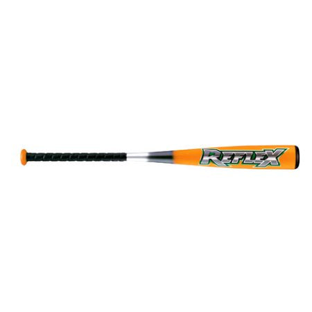 "New Easton Reflex Senior League Baseball Bat BX66 Orange 2 3/4"" Barrel"