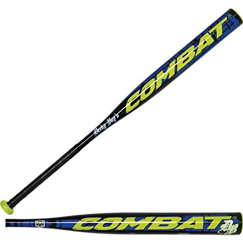 New Combat Derby Boys DBSP7 Slowpitch Softball Bat Black Composite! 2015