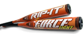 New Rip-It Force Light FORL1 Fastpitch Softball Bat -12