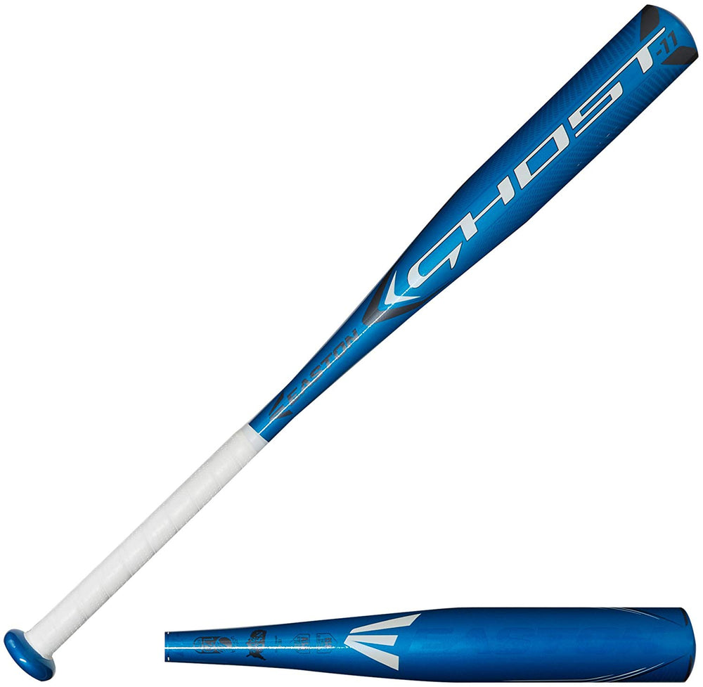 New Easton Ghost Alloy FP18GHY Youth Fastpitch Softball Bat (-11) 2018