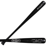 New Louisville Slugger Legacy S5 LTE Ash C271 Black Wood Baseball Bat.