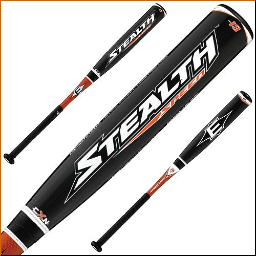 New Easton lss3 Stealth Speed Little League Baseball Bat (-13) 2010 2 1/4""