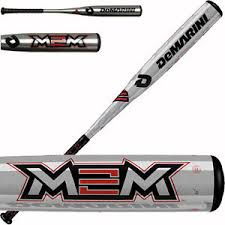 New DeMarini M2M M2L12 Little League Baseball Bat Silver/black/red 2 1/4""