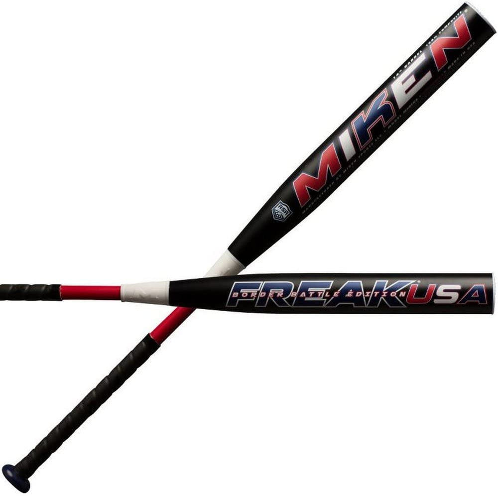 "New Miken Miken Freak USA 14"" BB ASA Slowpitch Bat MBBFKA"