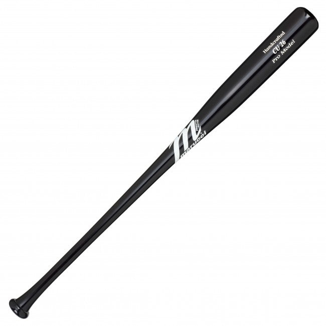 New Marucci MVEICU26-/BK Pro Model Maple CU 26 Chase Utley Black Wood Bat