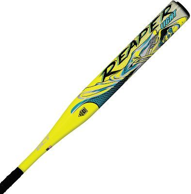 New Rip-It Reaper Light REAL1 Fastpitch Softball Bat (-10) Comp
