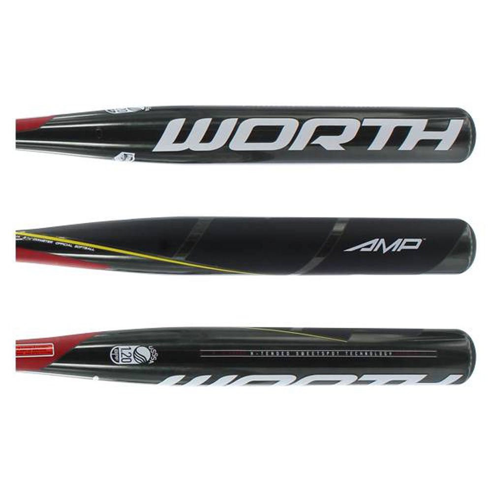 New Worth SBA5AU AMP Reload Slowpitch Softball Bat
