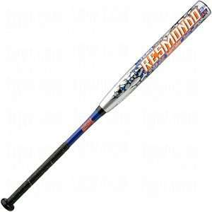 New Worth Resmondo Mutant Slowpitch Softball Bat SBM54R Max End Load