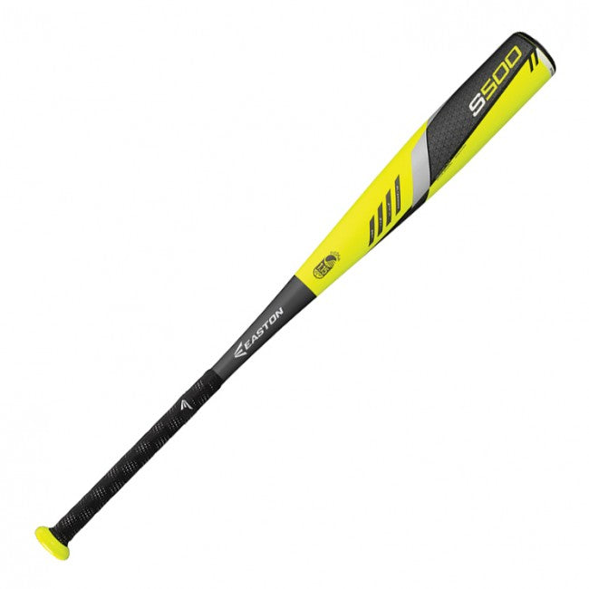 New Easton S500 SL16S5009 Yellow Senior League Baseball Bat -9 2016 2 5/8""